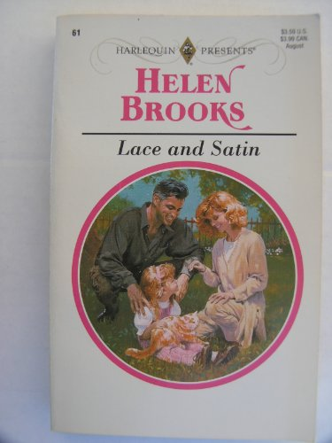 Lace and Satin: Helen Brooks