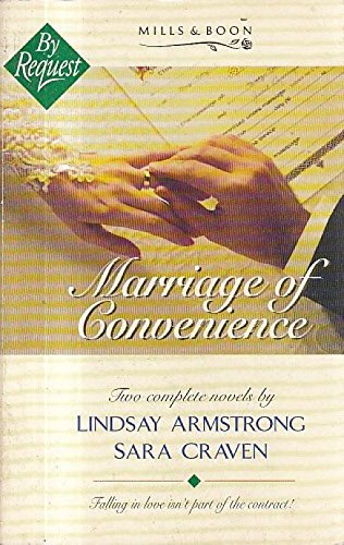 """Marriage of Convenience: """"Marrying Game"""", """"Marriage Deal"""": Armstrong, Lindsay"""