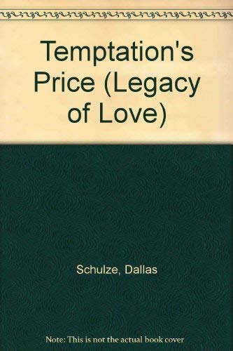 9780263795295: Temptation's Price (Legacy of Love)