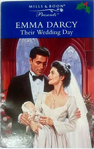9780263798371: THEIR WEDDING DAY (PRESENTS S.)