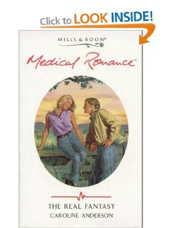 9780263798548: The Real Fantasy (Mills & Boon Medical)