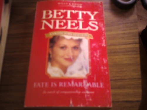 9780263799125: Fate Is Remarkable (Betty Neels Collector's Editions)