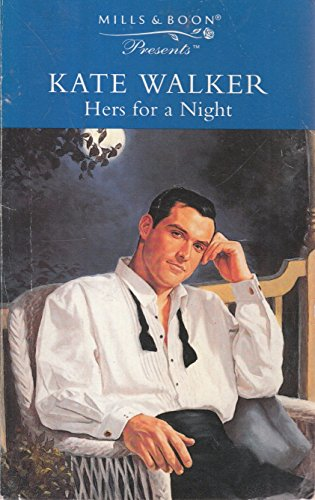 9780263799538: Hers for a Night (Presents)