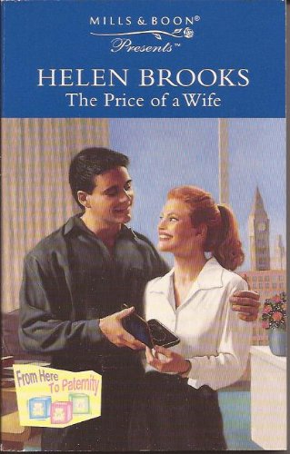 9780263800272: The Price of a Wife (Presents)
