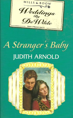 9780263800982: A Stranger's Baby (Continuity)