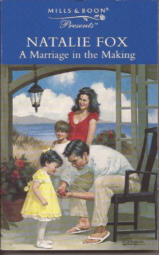 9780263801736: A Marriage in the Making (Presents S.)