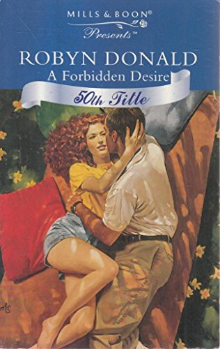 9780263804812: A Forbidden Desire (Presents S.)