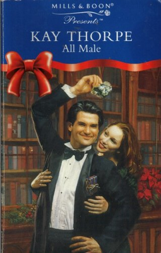 9780263804874: All Male (Presents)