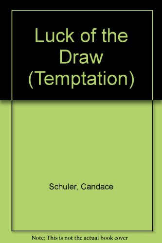 9780263805109: Luck of the Draw (Temptation)