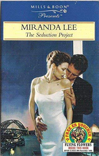 9780263807127: The Seduction Project (Presents S.)