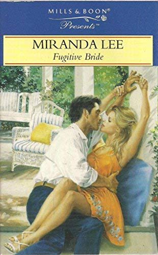 9780263807547: Fugitive Bride