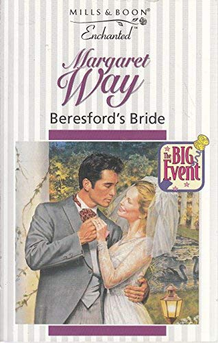9780263807608: Beresford's Bride (Enchanted)
