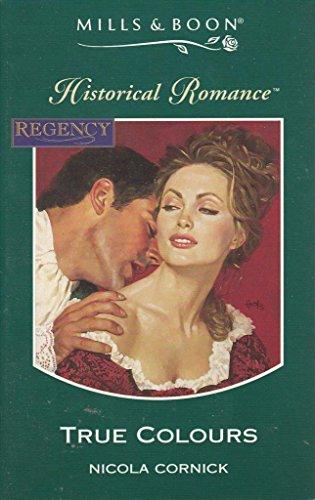 9780263807875: True Colours (Historical Romance)