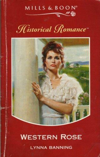 9780263807899: Western Rose (Historical Romance S.)