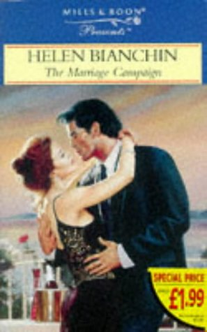 9780263808162: The Marriage Campaign (Presents)
