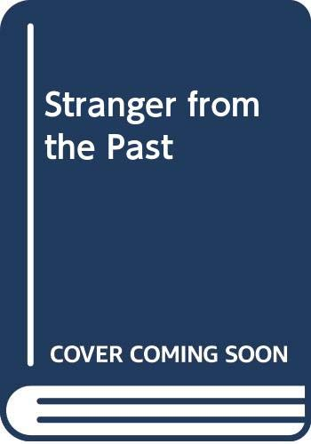9780263808643: Stranger from the Past