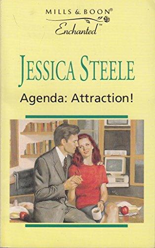 9780263810639: Agenda, Attraction! (Enchanted S.)