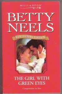 9780263811674: The Girl with Green Eyes (Betty Neels Collector's Editions)