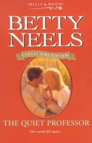 9780263811773: The Quiet Professor (Betty Neels Collector's Editions)