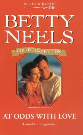 9780263811810: At Odds with Love (Betty Neels Collector's Editions)