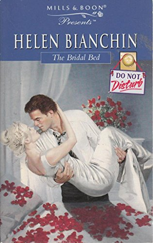 9780263813159: THE BRIDAL BED (PRESENTS S.)