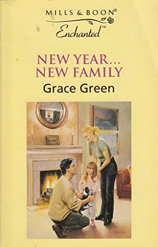 New Year.New Family (Enchanted S.): Green, Grace