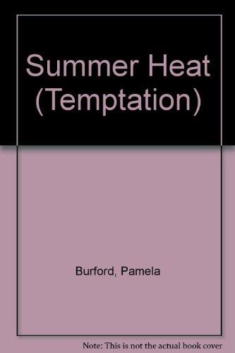 9780263817607: Summer Heat (Temptation S.)