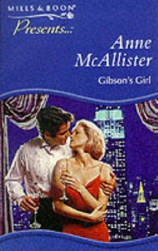 9780263818543: Gibson's Girl (Presents S.)