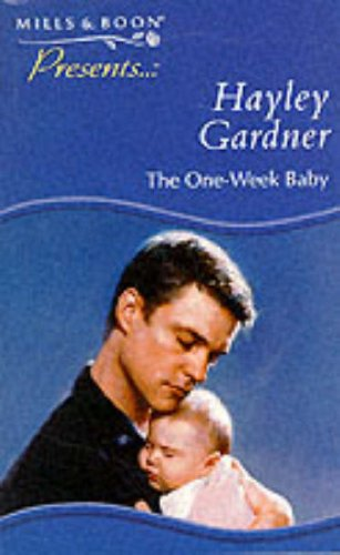 9780263819694: The One-week Baby (Presents)