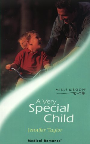 9780263822892: A Very Special Child (Mills & Boon Medical)