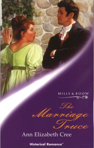 9780263823257: The Marriage Truce (Mills & Boon Historical)