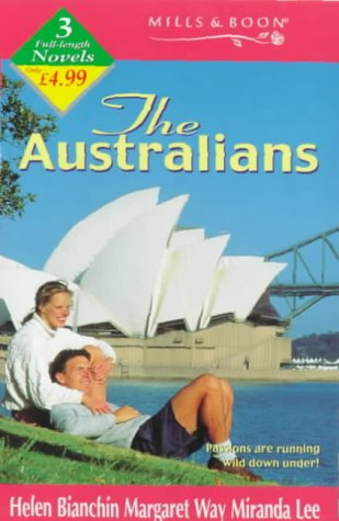 The Australians (Mills & Boon by Request) (0263824144) by Helen Bianchin; Margaret Way; Miranda Lee