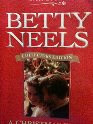 9780263824582: A Christmas Wish (Betty Neels Collector's Editions)