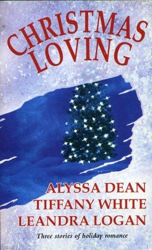 CHRISTMAS LOVING.: Dean, Alyssa, Tiffany White and Leandra Logan.