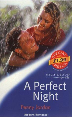 9780263825053: A Perfect Night (Modern Romance S.)