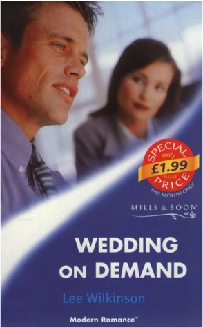 9780263825091: Wedding on Demand (Mills & Boon Modern)