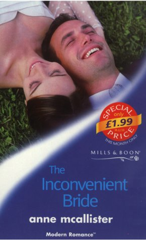 9780263825107: The Inconvenient Bride