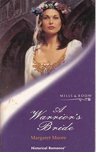 9780263827361: A Warrior's Bride (Mills & Boon Historical)