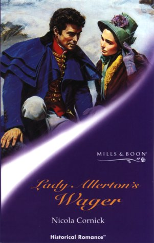 9780263828757: Lady Allerton's wager (Historical romance)