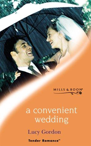 9780263830002: A Convenient Wedding (Tender Romance S.)