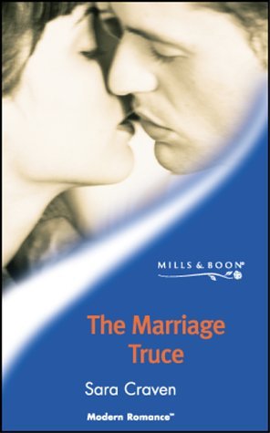 9780263832068: The Marriage Truce (Mills and Boon Modern)