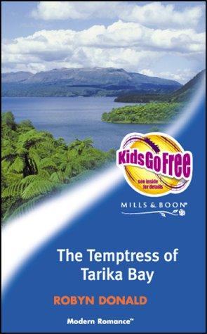 9780263832426: The Temptress of Tarika Bay (Modern Romance S.)