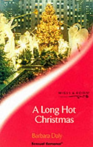 9780263833003: A LONG HOT CHRISTMAS (SENSUAL ROMANCE S.)