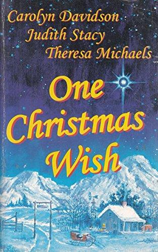 9780263833027: One Christmas Wish