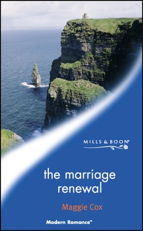9780263833287: The Marriage Renewal (Modern Romance)