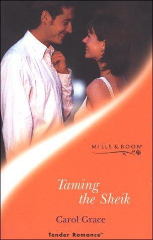 9780263833812: Taming a sheik