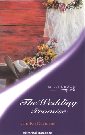 THE WEDDING PROMISE (H840)