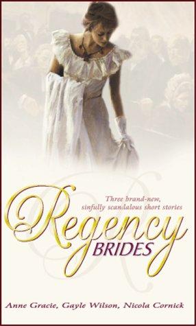 9780263836554: Regency Brides