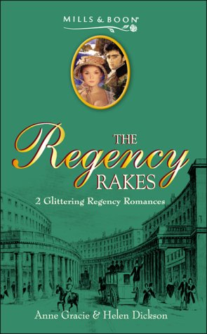9780263836684: The Regency Rakes
