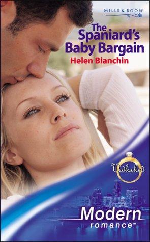 9780263837513: The Spaniard's Baby Bargain (Modern Romance)